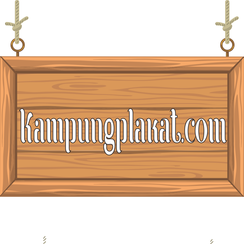 PLAKAT AKRILIK | PLAKAT BANDUNG | 081910611512