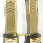 piala resin btn golden property